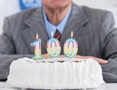100 not out: how to bat above the average