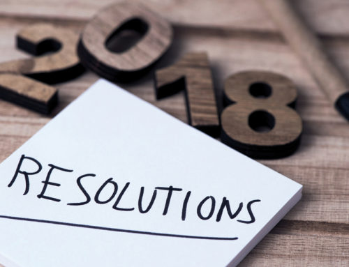What's your new (financial) year's resolution?